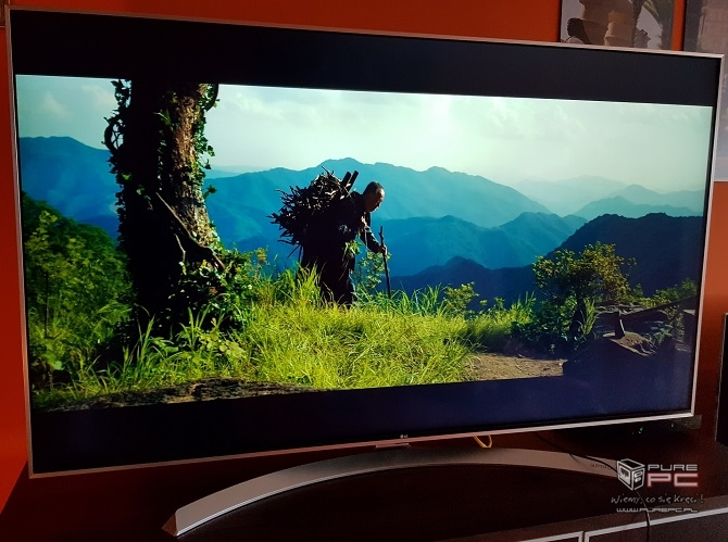 Oglądamy filmy w 4K i Dolby Vision na TV LG Super UHD 55SJ81 [nc5]