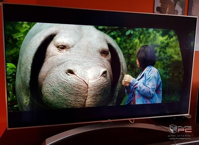 Oglądamy filmy w 4K i Dolby Vision na TV LG Super UHD 55SJ81 [nc6]