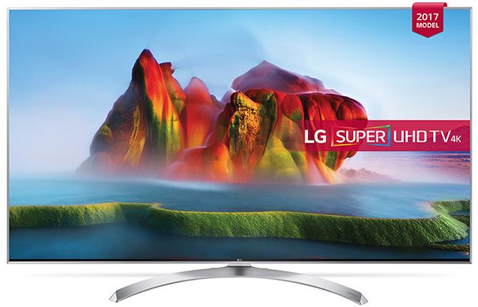 Oglądamy filmy w 4K i Dolby Vision na TV LG Super UHD 55SJ81 [nc7]