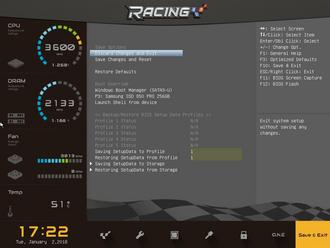 Test płyty głównej Biostar X370 GT7 Racing Rydwan pod Ryzena [nc1]