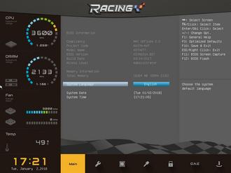 Test płyty głównej Biostar X370 GT7 Racing Rydwan pod Ryzena [nc2]