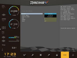 Test płyty głównej Biostar X370 GT7 Racing Rydwan pod Ryzena [nc11]