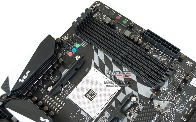 Test płyty głównej Biostar X370 GT7 Racing Rydwan pod Ryzena [nc16]