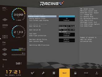 Test płyty głównej Biostar X370 GT7 Racing Rydwan pod Ryzena [nc5]