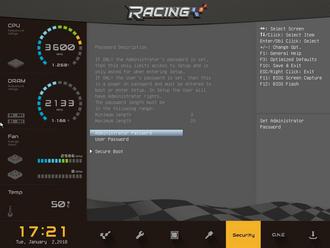 Test płyty głównej Biostar X370 GT7 Racing Rydwan pod Ryzena [nc6]