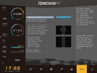 Test płyty głównej Biostar X370 GT7 Racing Rydwan pod Ryzena [nc7]