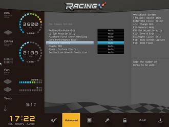 Test płyty głównej Biostar X370 GT7 Racing Rydwan pod Ryzena [nc8]