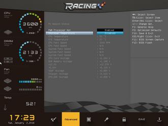 Test płyty głównej Biostar X370 GT7 Racing Rydwan pod Ryzena [nc9]