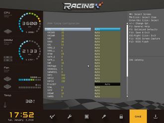 Test płyty głównej Biostar X370 GT7 Racing Rydwan pod Ryzena [nc10]
