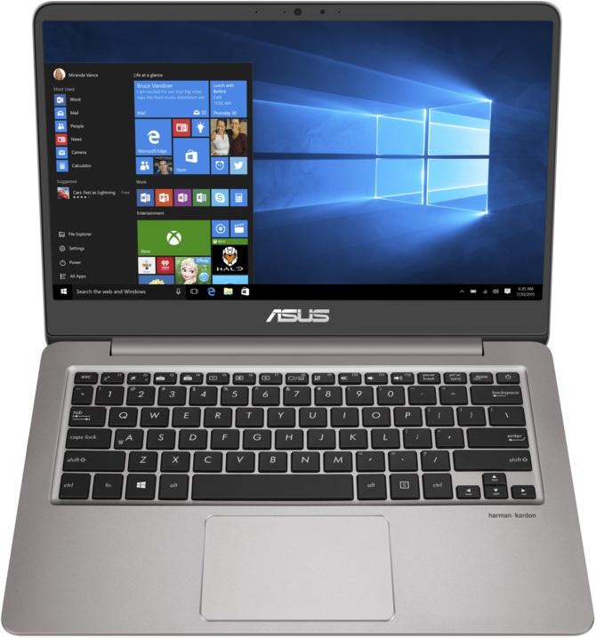 ASUS Zenbook UX410UA - Moja przenośna maszyna do pisania [4]