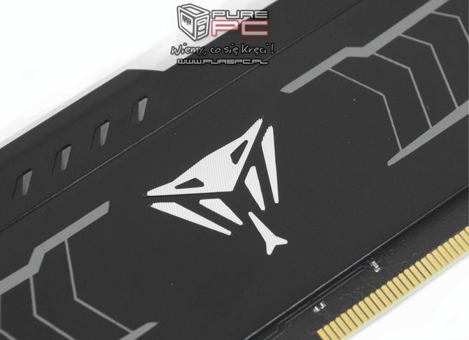 Test pamięci DDR4 Patriot Viper White LED 2400 MHZ CL 14 [13]