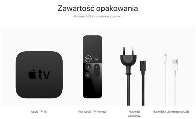 Apple TV 4K - przystawka pozwalająca oglądać filmy Ultra HD [2]