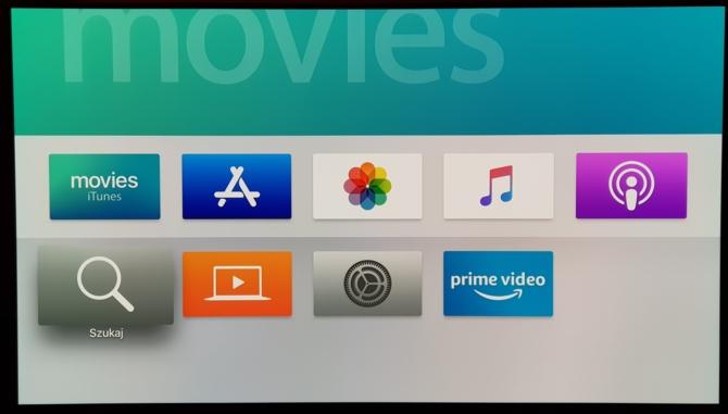 Apple TV 4K - przystawka pozwalająca oglądać filmy Ultra HD [4]