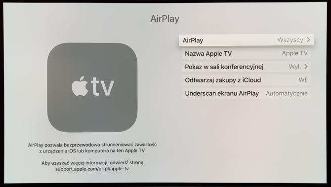 Apple TV 4K - przystawka pozwalająca oglądać filmy Ultra HD [7]