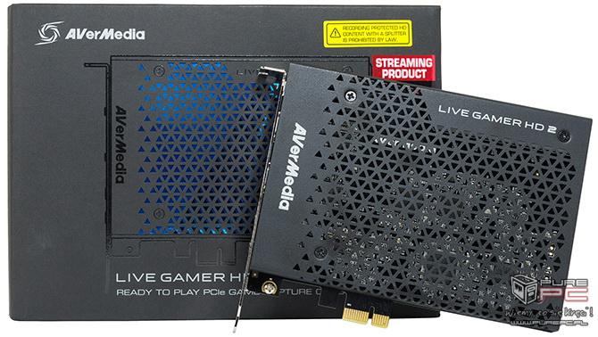 Wideo: Test Avermedia Live Gamer HD 2 - karta do streamingu [nc1]