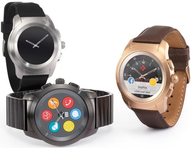 MyKronoz ZeTime: elegancka hybryda zegarka i smartwatcha [2]