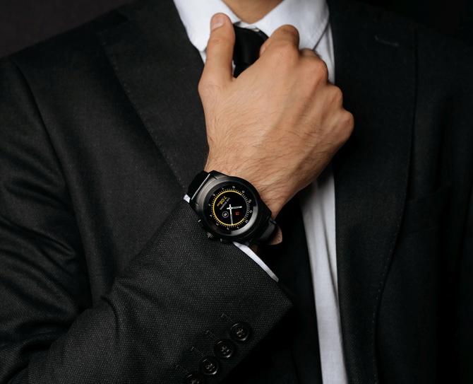 MyKronoz ZeTime: elegancka hybryda zegarka i smartwatcha [4]