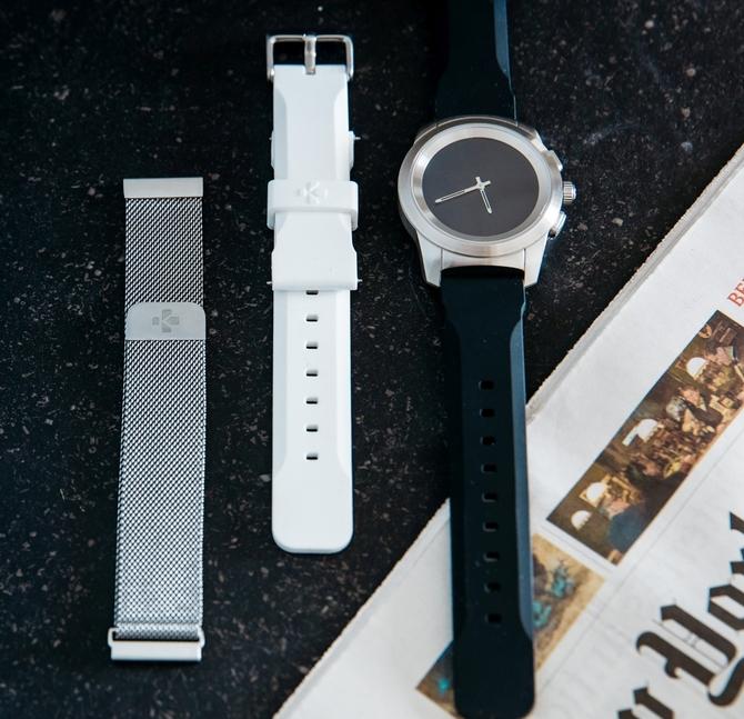 MyKronoz ZeTime: elegancka hybryda zegarka i smartwatcha [6]
