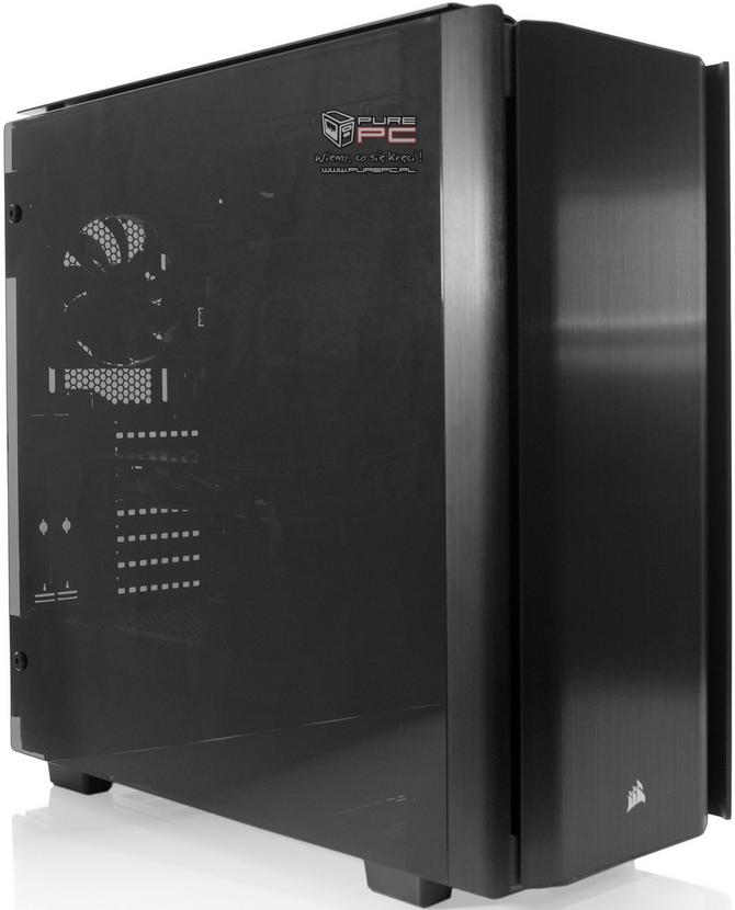 Zestaw komputerowy Corsair IEM 2018 - Premiera Obsidian 500D [nc4]