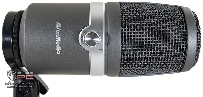 Wideo: Test AVerMedia AM310 - mikrofon dla streamera [nc2]