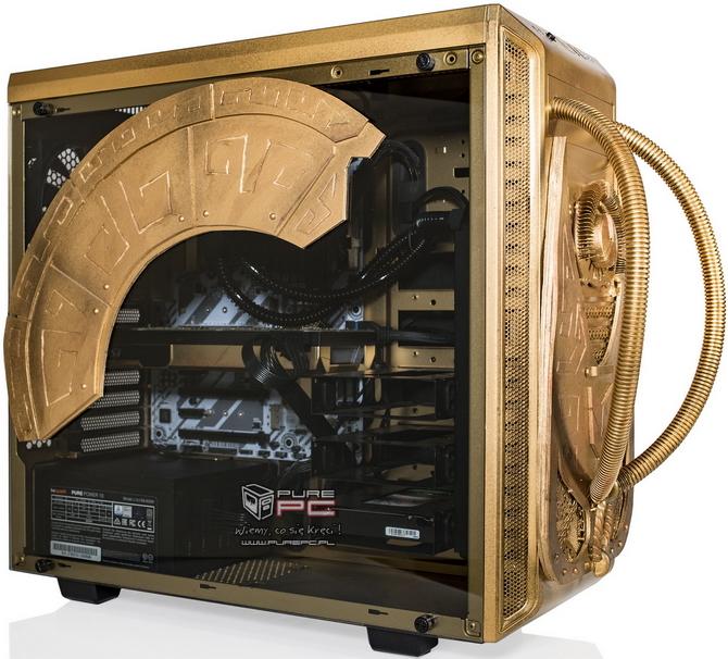 Wideo: Konkursowy komputer be quiet! z gry Morrowind [2]