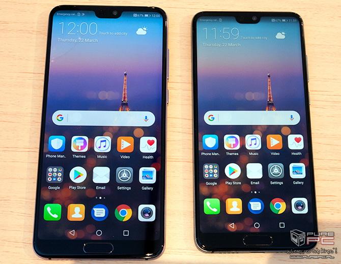 Huawei P20 i Huawei P20 Pro -Pierwsze wrażenia z użytkowania [nc1]