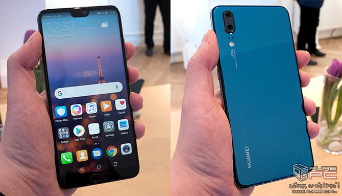Huawei P20 i Huawei P20 Pro -Pierwsze wrażenia z użytkowania [nc5]