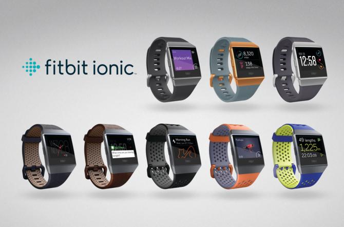 Wideo: Fitbit Ionic - smartwatch dla prawdziwych sportowców? [2]