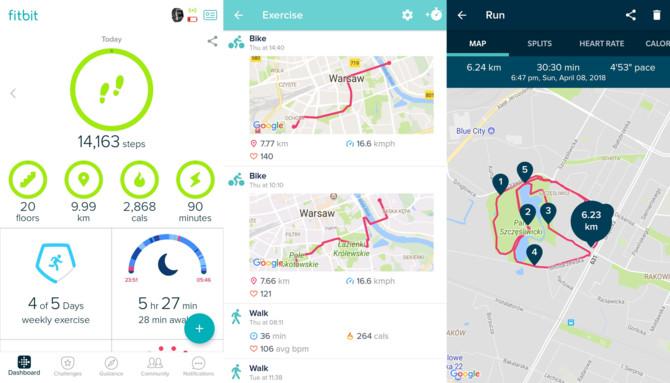 Wideo: Fitbit Ionic - smartwatch dla prawdziwych sportowców? [5]
