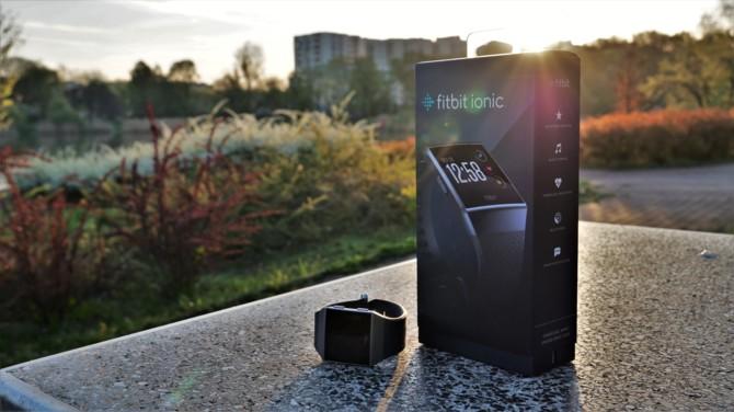 Wideo: Fitbit Ionic - smartwatch dla prawdziwych sportowców? [7]