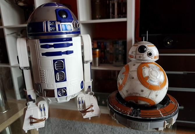Wideo: Star Wars w realu? Sprawdzamy droidy BB-8 oraz R2-D2 [nc1]