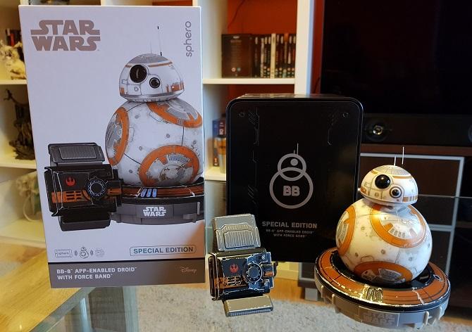Wideo: Star Wars w realu? Sprawdzamy droidy BB-8 oraz R2-D2 [nc3]