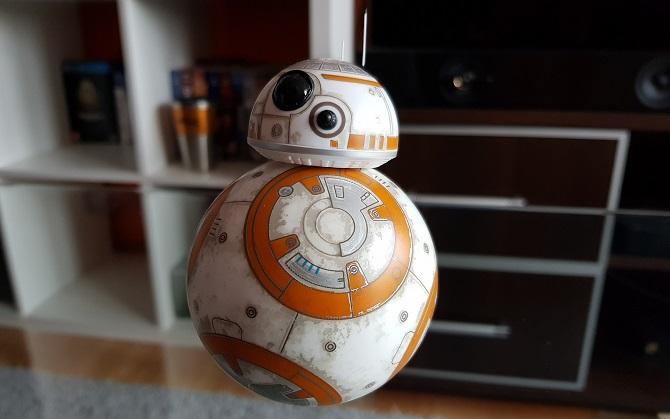 Wideo: Star Wars w realu? Sprawdzamy droidy BB-8 oraz R2-D2 [nc6]