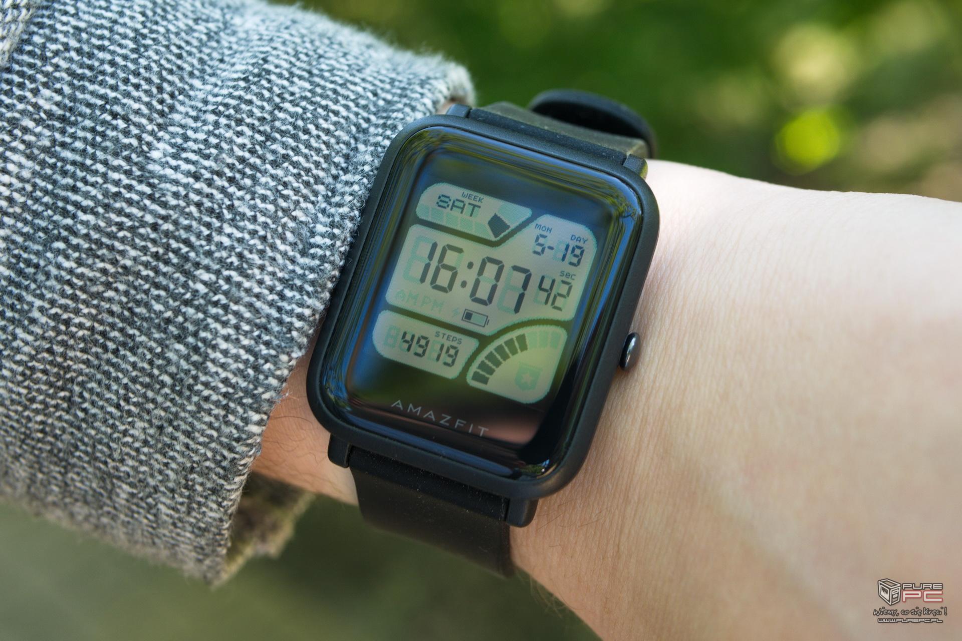 Xiaomi Amazfit Bip - smartwatch 8c81c32d651