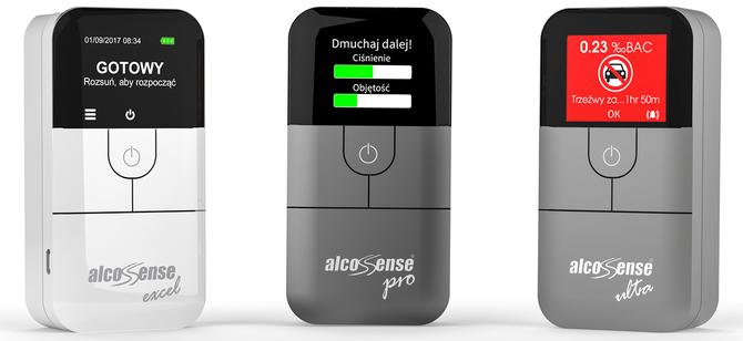 AlcoSense – Recenzja alkomatów z policyjnym sensorem [1]