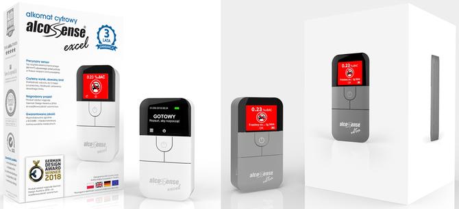 AlcoSense – Recenzja alkomatów z policyjnym sensorem [3]