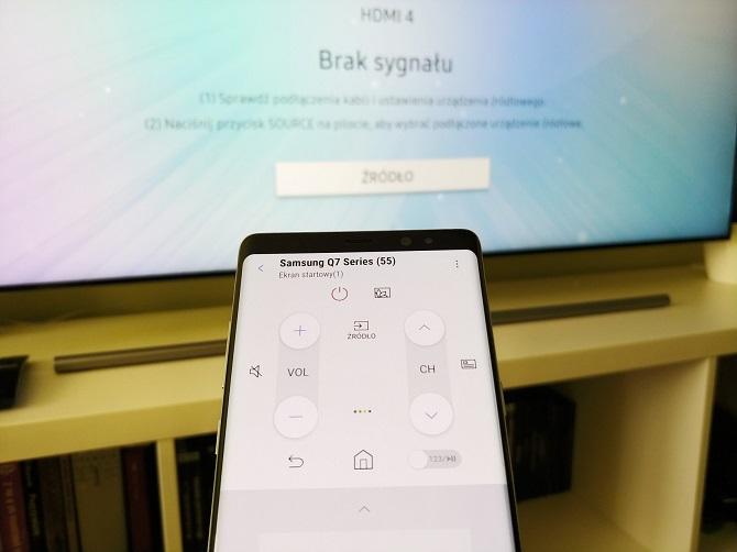 Samsung Q7FN - sprawdzamy nowy QLED TV 4K HDR z Ambient Mode [nc7]