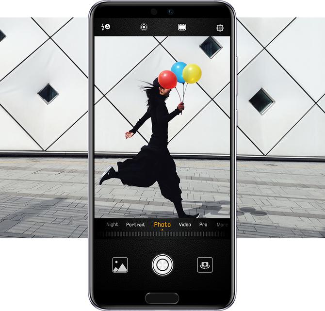 Huawei P20 i sztuczna inteligencja w aparacie. Jak to działa [1]
