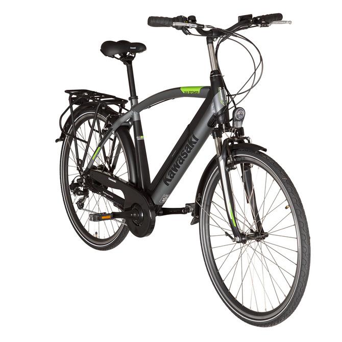 Wideo: Rower elektryczny Kawasaki - czy warto kupić e-bike? [1]