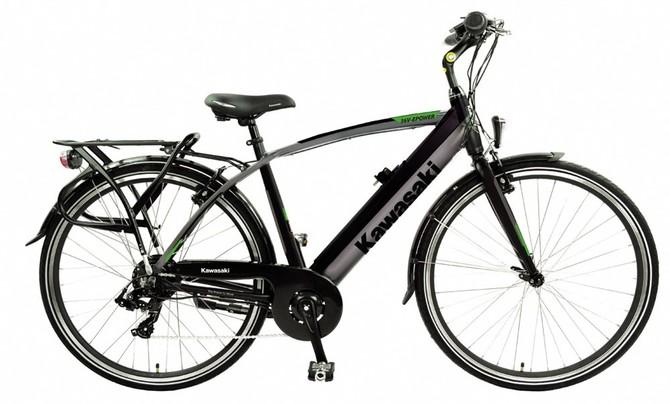 Wideo: Rower elektryczny Kawasaki - czy warto kupić e-bike? [2]