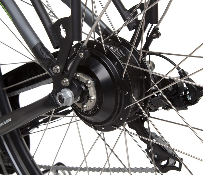 Wideo: Rower elektryczny Kawasaki - czy warto kupić e-bike? [3]