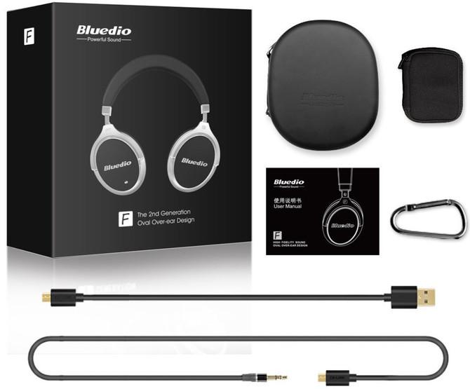 Bluedio F2 - test słuchawek Bluetooth z redukcją szumów [5]