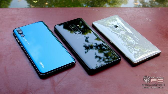 Porównujemy aparaty: Samsung S9+, Huawei P20 Pro i Sony XZ2 [nc1]