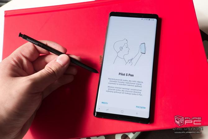 Samsung Galaxy Note9 - co nowego w smartfonie za 5400 zł? [nc4]