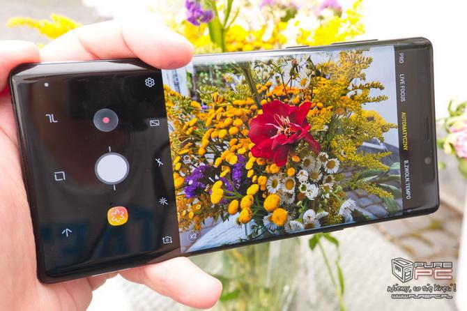 Samsung Galaxy Note9 - co nowego w smartfonie za 5400 zł? [nc6]