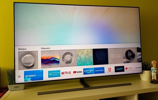 Samsung Q9FN - sprawdzamy flagowy QLED 4K HDR z Direct LED [nc7]