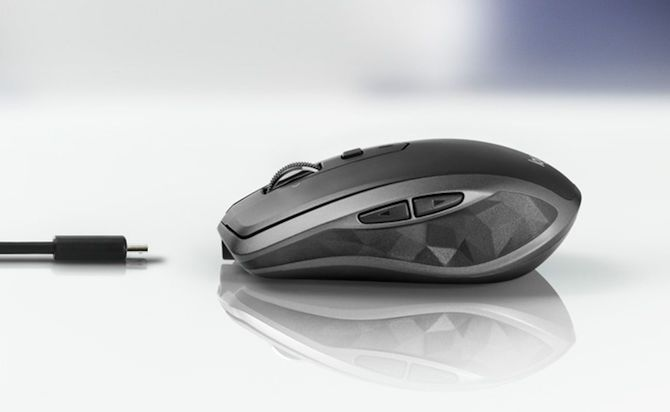 Test Logitech MX Anywhere 2S: potrafi więcej niż zwykła mysz [1]