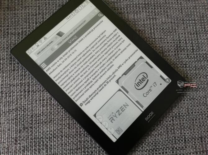 Test e-czytnika Onyx Boox Note S: Androidem i rozmiarem  mocny [7]