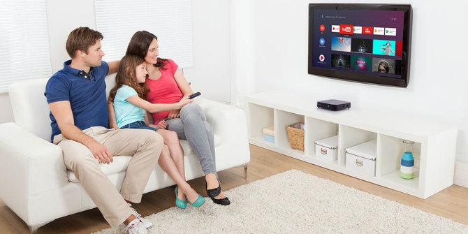Hykker Android TV Box - sprawdzamy przystawkę TV z Biedronki [1]