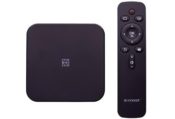 Hykker Android TV Box - sprawdzamy przystawkę TV z Biedronki [2]